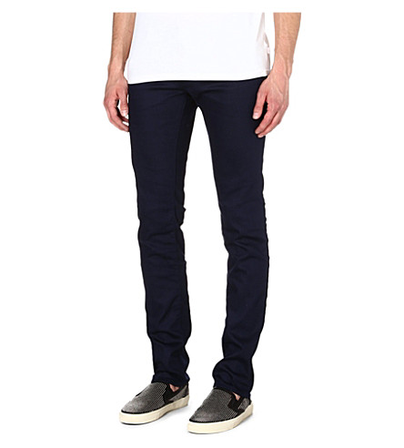 D SQUARED Super slim-fit tapered jeans (Navy