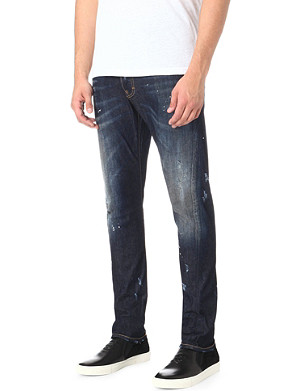D SQUARED Kenny regular-fit tapered jeans