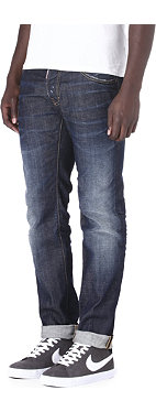 D SQUARED Dean regular-fit tapered jeans