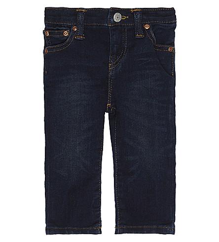 RALPH LAUREN Skinny-fit jeans 6-24 months (Burke+wash