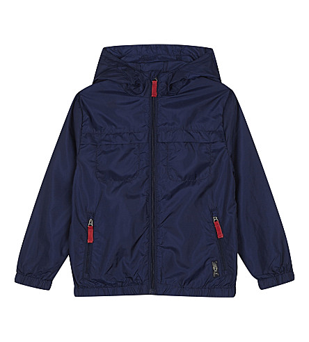 RALPH LAUREN Sailing wind jacket 2-7 years (Fresco+blue