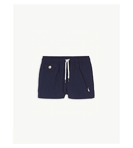 RALPH LAUREN Swim shorts 2-4 years (Newport+navy