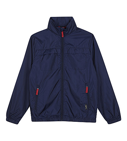 RALPH LAUREN Sailing wind jacket 6-14 years (Fresco+blue