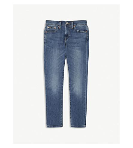 RALPH LAUREN Eldridge skinny jeans 8-16 years (Dewey+wash