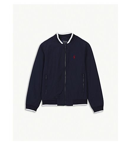 RALPH LAUREN Varsity jacket S-XL (Newport+navy
