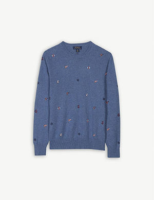 ralph lauren llc polo ralph lauren cotton sweater