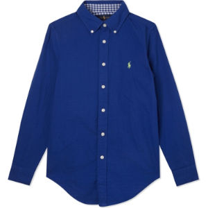 Cotton custom-fit shirt 6-14 years