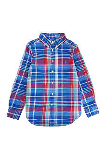 RALPH LAUREN Blake check shirt S-XL