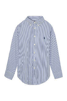 RALPH LAUREN Blake striped shirt 8-16 years