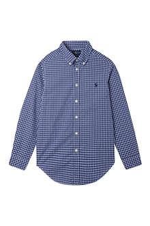 RALPH LAUREN Blake checked shirt S-XL