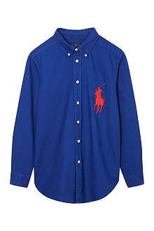 RALPH LAUREN Plain Blake shirt S-XL