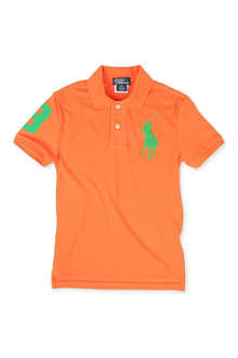 RALPH LAUREN Big Pony polo shirt 8-16 years