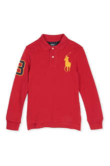 RALPH LAUREN Big Pony cotton polo shirt S-XL