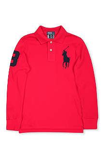 RALPH LAUREN Large icon polo shirt