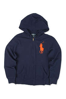 RALPH LAUREN Big Pony hoody 8-16 years