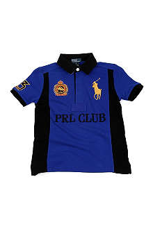 RALPH LAUREN Club polo shirt 8-16 years