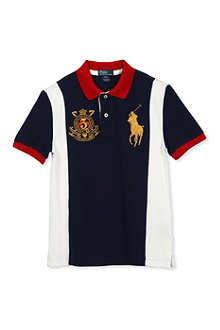 RALPH LAUREN Classic Big Pony polo shirt S-XL