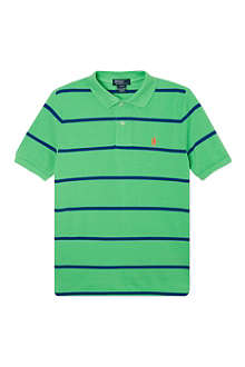 RALPH LAUREN Striped polo shirt S-XL