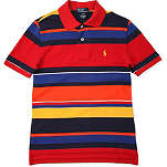 RALPH LAUREN Striped polo shirt 8-16 years