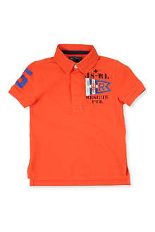 RALPH LAUREN Rescue polo shirt 8-16 years