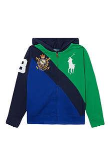 RALPH LAUREN Big Pony banner hoodie S-XL
