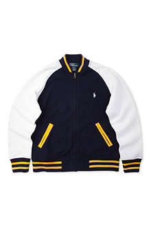 RALPH LAUREN Baseball jacket 8-16 years