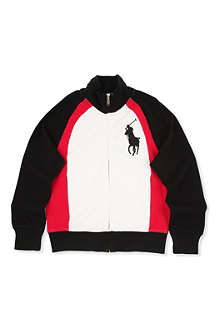 RALPH LAUREN Big polo player fleece S-XL