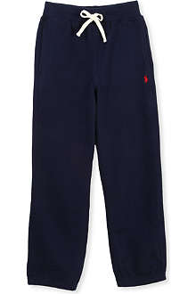 RALPH LAUREN Cotton fleece jogging bottoms S-XXL