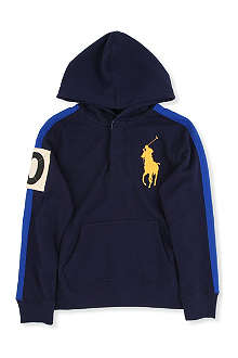 RALPH LAUREN Rubgy hoody 8-16 years