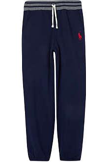 RALPH LAUREN Logo jogging bottoms S-XL