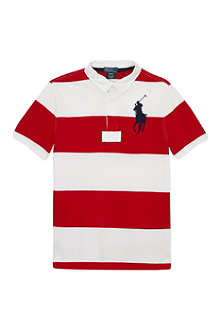 RALPH LAUREN Big Pony rugby shirt S-L