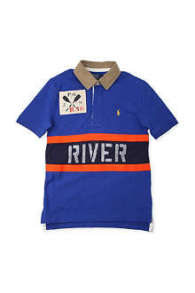 RALPH LAUREN River polo shirt 8-16 years