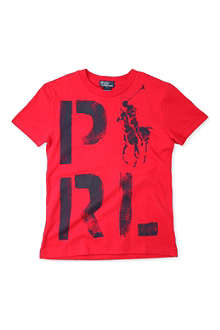 RALPH LAUREN Graphic t-shirt 8-16 years