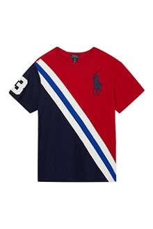 RALPH LAUREN Banner t-shirt S-XL