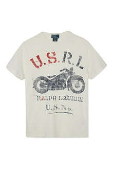 RALPH LAUREN Graphic t-shirt 6-14 years