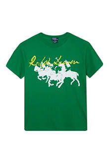 RALPH LAUREN Graphic t-shirt