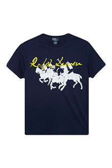RALPH LAUREN Graphic t-shirt