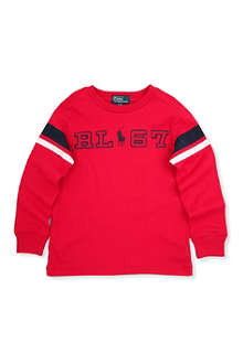 RALPH LAUREN RL 67 long-sleeved t-shirt 8-16 years
