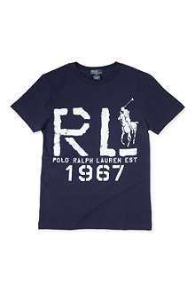 RALPH LAUREN 1967 t-shirt 8-16 years