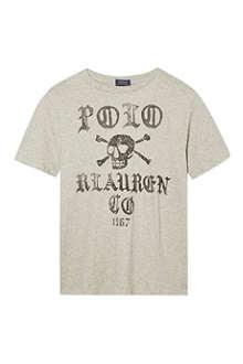 RALPH LAUREN Graphic t-shirt S-XL