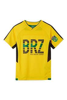 RALPH LAUREN Brazil t-shirt S-XL
