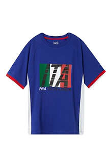 RALPH LAUREN Italy World Cup t-shirt S-XL