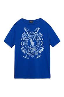 RALPH LAUREN Equestrian t-shirt S-XL