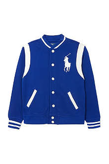 RALPH LAUREN Baseball jacket S-XL