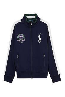 RALPH LAUREN Wimbledon track jacket S-XL