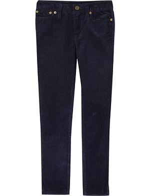 RALPH LAUREN Corduroy trousers 8-16 years