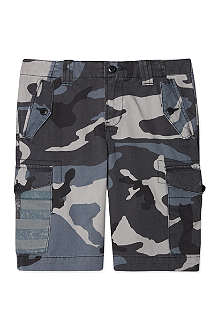 RALPH LAUREN Canadian cargo shorts 8-16 years
