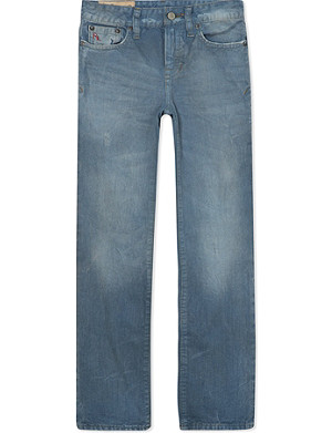 RALPH LAUREN Welsch wash jeans 8-16 years
