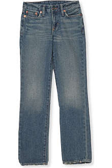 RALPH LAUREN Straight-leg jeans 8-16 years
