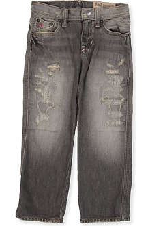 RALPH LAUREN Exclusive vintage slim jeans 8-16 years